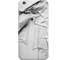 wrapped plastic bag iPhone Case/Skin