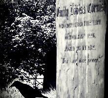 Graveside Vigil by Josephine Pugh