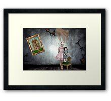 The Doll House Framed Print