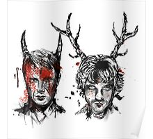 Will and Hannibal Poster