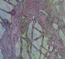 Purple Locoweed by linmarie
