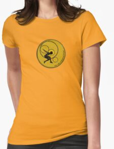Our Lady of Perpetual Motion (Atlanta) Womens Fitted T-Shirt