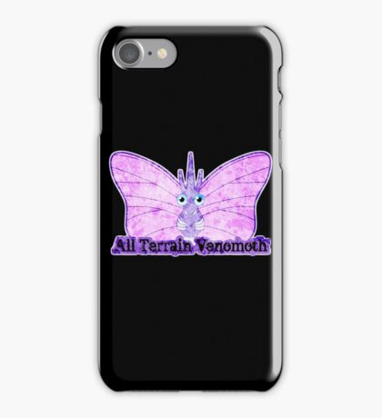 ALL TERRAIN VENOMOTH iPhone Case/Skin