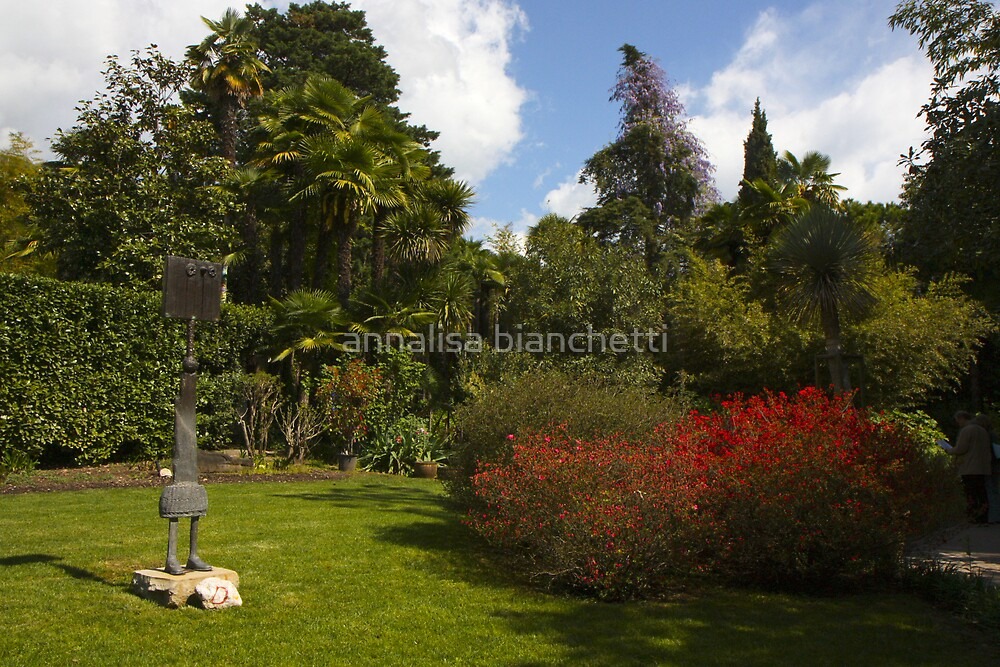 Spring at Botanic Garden by annalisa bianchetti