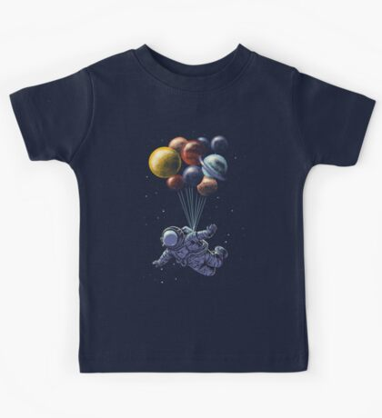 Space Travel Kids Tee