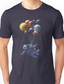 Space Travel Unisex T-Shirt