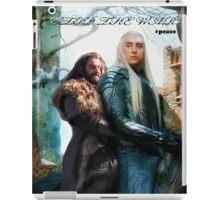 Thorin&Thranduil iPad Case/Skin