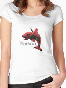 Killerpool Women's Fitted Scoop T-Shirt