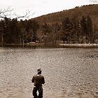 Fishing Season by Chuck Chisler