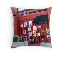 Gallery for Kids Throw Pillow
