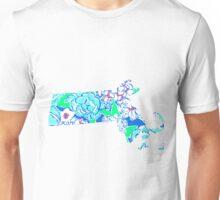 Lilly States - Massachusetts Unisex T-Shirt