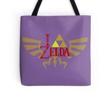 I <3 Zelda (Wisdom) Tote Bag