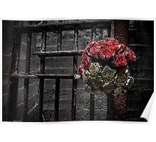 Gates & Roses Poster