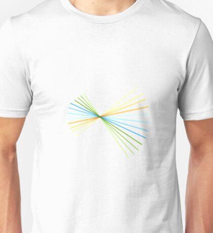 Colour Spiral Unisex T-Shirt