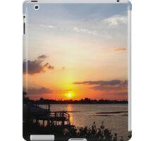 Dock on the bay iPad Case/Skin