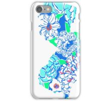 Lilly States - New Jersey iPhone Case/Skin