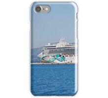 Norwegian Jade liner, Corfu iPhone Case/Skin