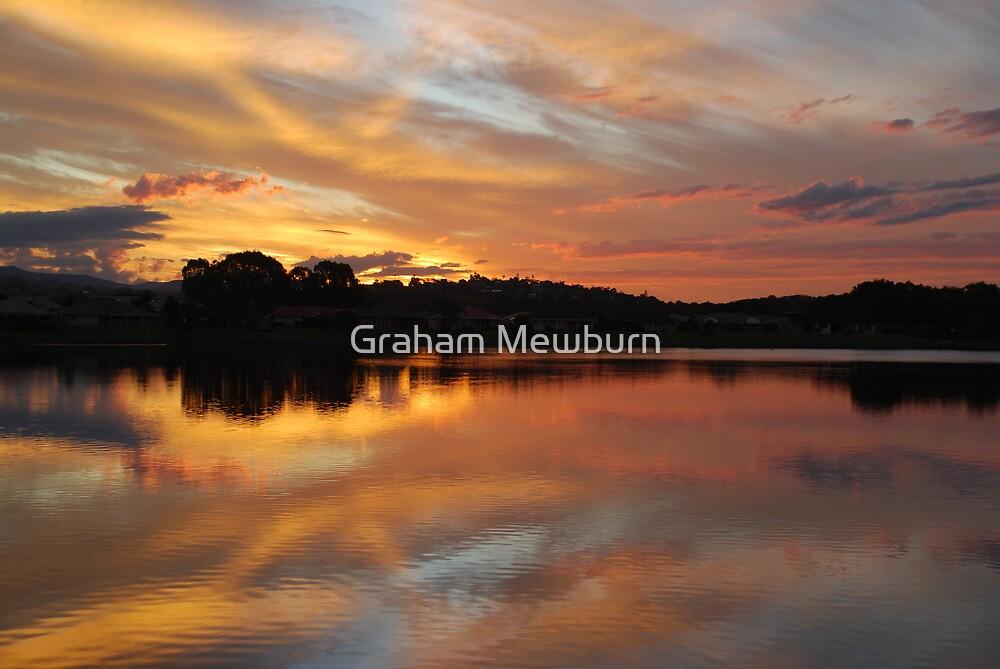 Painter's Palette by Graham Mewburn
