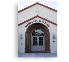 The Magnolia Building Canvas Print