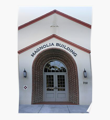The Magnolia Building Poster