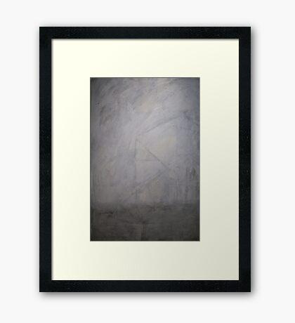 Fragile Framed Print