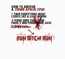 How To Survive Unisex T-Shirt