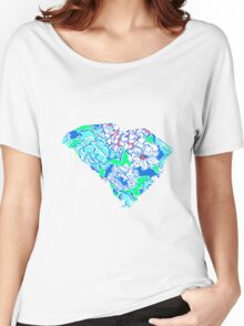 Lilly States - South Carolina Women's Relaxed Fit T-Shirt