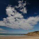 Cloud Bird Over Emerald Beach, North Coast, NSW by muz2142