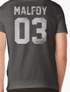 Malfoy jersey Mens V-Neck T-Shirt