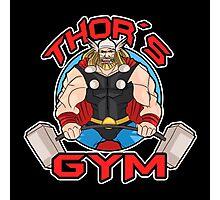 Thor's Gym Photographic Print