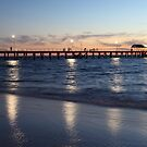 Henley Beach Jetty by sedge808