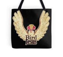 BIRD JESUS Tote Bag