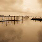 Don't Miss the Boat by Marzena Grabczynska Lorenc