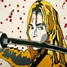 Beatrix Kiddo by joshgallo