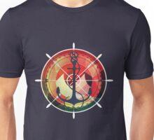 Captains sea anchor maritime sailor  Unisex T-Shirt