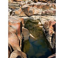 Katherine Gorges 7 - 3rd gorge Photographic Print