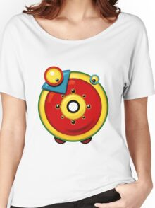 """Introducing the letter """"Omikron"""" Women's Relaxed Fit T-Shirt"""