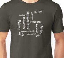 Third Ward Streets Unisex T-Shirt