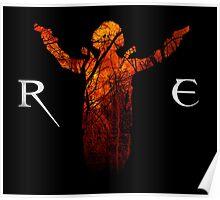 Resident Evil - Alice Abernathy Poster
