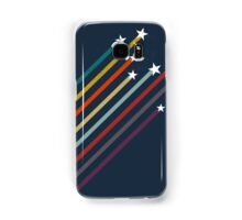 Colored rising stars  Samsung Galaxy Case/Skin