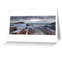 Crescent Head, Mid North Coast, NSW Greeting Card