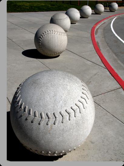 Curve Ball by Bob Wall