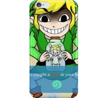 You've caught a fairy! iPhone Case/Skin