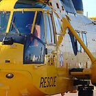 RAF Seaking SAR by Andy Thomson Photography