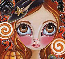 """Halloween Magic"" by Jaz Higgins"
