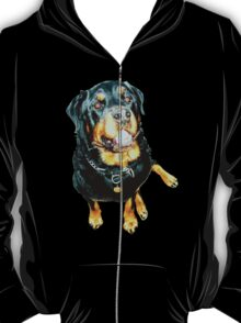 Rottweiler Photo Portrait T-Shirt