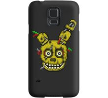 Five Nights at Freddy's 3 - Pixel art - SpringTrap Samsung Galaxy Case/Skin
