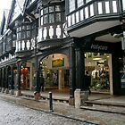 """High St, Chester"" by Kathryn Page"