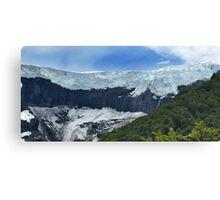 Glaciar de Monte Tronador, Lago Nahuel Huapi NP, Bariloche Canvas Print