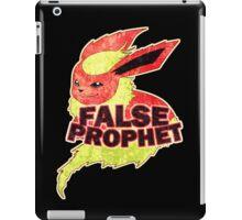 FALSE PROPHET iPad Case/Skin
